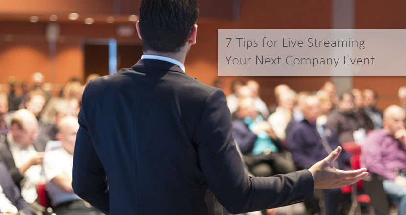 Are you planning arrangements for your company's next major event?